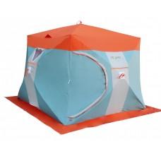 Нельма Куб-3 Люкс Профи палатка для зимней рыбалки