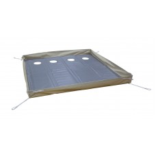 Универсальный пол к палатке для зимней рыбалки (4 лунки) (2.05х2.05м) | Купить в магазине Митек г.Минск