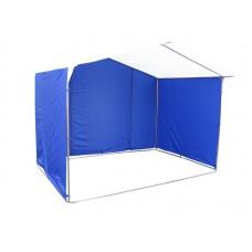 Торговая палатка «Домик» 3 х 2 из квадратной трубы 20х20 мм