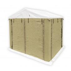 Палатка сварщика Митек 2,0х2,0 (пвх+брезент)