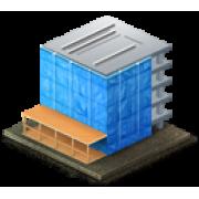 Пологи строительные
